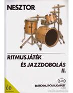Ritmusjáték és jazzdobolás II.