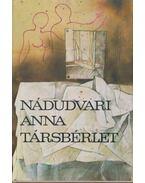 Társbérlet - Nádudvari Anna