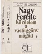 Küzdelem a vasfüggöny mögött I-II. kötet - Nagy Ferenc