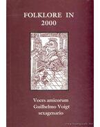 Folklore in 2000 - Nagy Ilona, Verebélyi Kincső