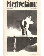 Medvetánc 1984/2-3. szám - Nagy József
