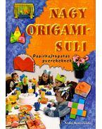 Nagy origamisuli