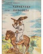 Napfényes Mongólia (dedikált)