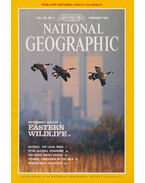 National geographic 1992. February