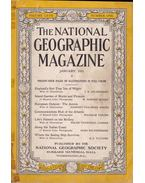 The National Geographic Magazine 1935 January
