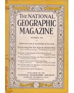 The National Geographic Magazine 1935 October