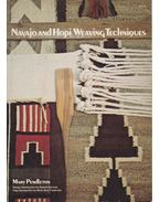 Navajo and Hopi Weaving Techniques