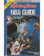 Official NBA Guide 1993-94