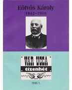Vár Ucca tizenhét 1996/1. - Géczi János