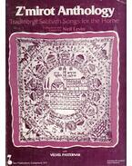 Z'mirot Anthology: Traditional Sabbath Songs for the Home - Neil Levin, Velvel Pasternak