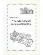 Az egyháztörténet vázlatos áttekintése - Nemes György