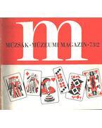 Múzsák múzeumi magazin 1973-1976 - Nemes Iván