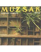 Múzsák Múzeumi Magazin 1977/2 - Nemes Iván