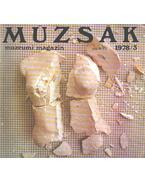 Múzsák Múzeumi Magazin 1978/3 - Nemes Iván