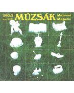 Múzsák múzeumi magazin 1980/3 - Nemes Iván