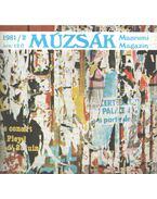 Múzsák múzeumi magazin 1981/2 - Nemes Iván