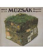 Múzsák Múzeumi Magazin 1983/2 - Nemes Iván