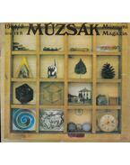 Múzsák Múzeumi Magazin 1984/3 - Nemes Iván