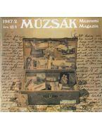 Múzsák Múzeumi Magazin 1987/2 - Nemes Iván