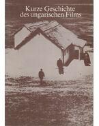 Kurze Geschichte des ungarischen Films - Nemeskürty István