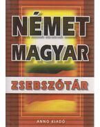 Német-magyar, magyar-német zsebszótár