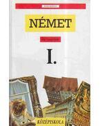 Német nyelvkönyv a gimnázium I. osztálya számára