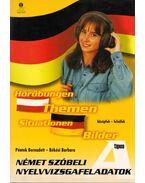 Német szóbeli nyelvvizsgafeladatok
