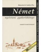 Német nyelvtani gyakorlókönyv