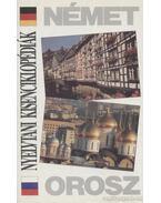 Nyelvtani kisenciklopédiák (Német, orosz)