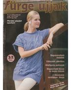 Fürge Ujjak 1996. 8. szám - Németh Magda