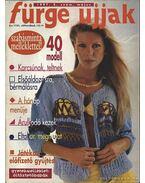 Fürge ujjak 1997. 5. szám május - Németh Magda