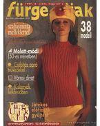 Fürge ujjak 1997. 8. szám, augusztus - Németh Magda
