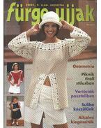 Fürge Ujjak 2001. 8. szám - Németh Magda