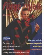 Fürge ujjak 2002. 2. szám február - Németh Magda