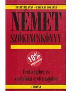 Német szókincskönyv
