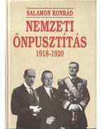 Nemzeti önpusztítás 1918-1920
