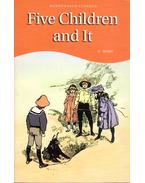 Five Children and It - Nesbit, Edith, Mowat, Diane