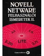 Novell netware felhasználói ismeretek II.