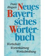 Neues Bayerisches Wörterbuch
