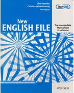 New English File Pre-intermediate Munkafüzet