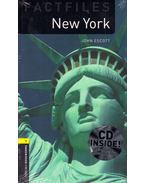 New York Audio CD Pack - Stage 1