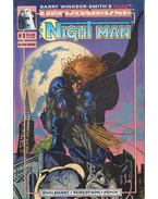 The Night Man Vol. 1. No. 1.
