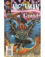 The Night Man/Gambit Vol. 1. No. 1