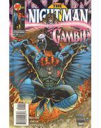 The Night Man/Gambit Vol. 1. No. 1