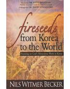 Fireseeds from Korea to the World - Nils Witmer Becker