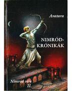 Nimród-krónikák I-II. (Nimród lánya; Nimród vére)