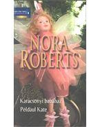 Karácsonyi babaház / Például Kate - Nora Roberts