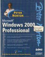 Microsoft Windows 2000 professional - Norton, Peter