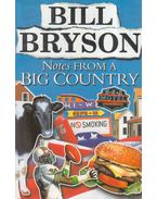 Notes from a Big Country