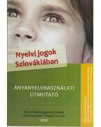 Nyelvi jogok Szlovákiában